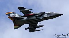 Tiger Spirit (Caspar Smit) Tags: luftwaffe tornado panavia 4325 nato tigermeet montdemarsan aircraft fighter jet aviation airforce nikon d7000 lfbm