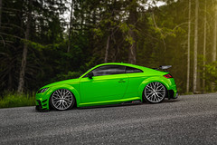 Toxic TT RS (Markus Holzer) Tags: audi audiquattro audisport tt ttrs quattro sline rs5 rs4 rs rs3 rs6 rs7 stance airride airlift bagged low tuning car carphotography carporn carlove automotivephotography automotive