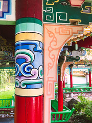 Column in the Chinese Garden (Bephep2010) Tags: 2019 apple chinagarten chinesegarden frühling garten iphone iphone8plus pavillon schweiz switzerland säule zurich zürich column garden pavilion spring kantonzürich