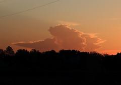 Flying Goose Cloud Formation - Northwestern Indiana (danjdavis) Tags: clouds cloudformation portercounty indiana flyinggoose