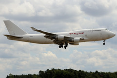 N707CK (GH@BHD) Tags: n707ck boeing 747 744 747400 b747 b744 kalittaair raflakenheath freighter cargo aircraft aviation airliner
