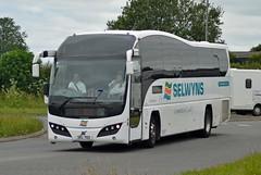 Selwyns SEL 702 (tubemad) Tags: sel702 selwyns travel plaxton elite volvo b9r
