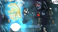 Kojol At Work (Kodiak_KM) Tags: bionicle lego actionfigure toy toys legobionicle bonkle legophotography toyphotography lut sonya7sii a7sii bioniclemoc moc bioniclephotography bobthedoctor27 lightroom photoshop makuta kojol khingk underscored double makutamay underscoreddouble jampot avohkii exotoa
