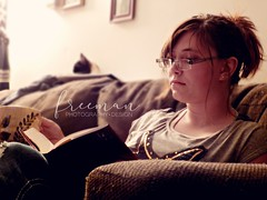 Quiet (Freeman Photography & Design) Tags: jess jessica pose quiet reading photography freeman itsthesherf people glasses librarian freemanphotographydesign peoriail peoriailphotography centralil centralilphotography stock