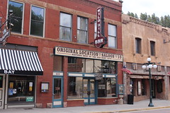 The #10 Saloon in Deadwood, South Dakota (Hazboy) Tags: hazboy hazboy1 deadwood south dakota april 2019 west western us usa america saloon 10 wild bill hickok