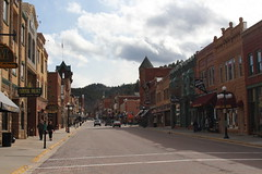 Main Street in downtown Deadwood, South Dakota (Hazboy) Tags: hazboy hazboy1 deadwood south dakota april 2019 west western us usa america