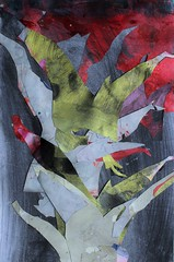 Poem of Chontal  P,1 チョンタルの詩 (Kazuko Tsukioka) Tags: folklore poem god bird mexico chontal