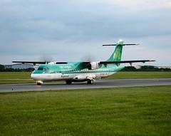 Aer Lingus Regional  (Stobart Air)                                           ATR72                                       EI-FAX (Flame1958) Tags: aerlingus aerlingusregional aerlingusatr72 aerlingusatr stobartairatr72 eifax dub eidw dublinairport 090719 0719 2019 atr atr72 1610
