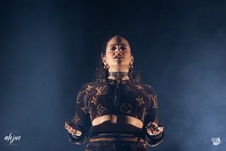 Rosalía - Open'er Festival 2019