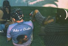 Mamiya U CicLAvia Culver City 2015 9 (▓▓▒▒░░) Tags: mamiya japan u compact street venice trees urban dog green beach bike bicycle point la xpro shoot wake ride cross grain palm plastic drake process 1980s ciclavia ocean california camera west classic film analog vintage design coast losangeles mechanical antique style retro socal