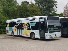 NLD Qbuzz 3213 ● Appingedam Busstation (Roderik-D) Tags: qbuzz31003301 2009 dieselbus euro5 mercedesbenz citaro2 o530ü savas bege überlandbus streekbus 2axle 2doors ivu gorba 3213 bxgd07 zomerbroezzn