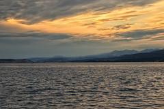 The Sky becomes dark (malioli) Tags: sky cloud gloomy dark sea earth land coast adriatic seascape landscape canon croatia hrvatska europe adriaticsea skyscape