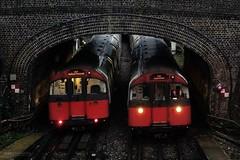 Under the tunnel - Osterley (Luke Agbaimoni (last rounds)) Tags: london londonunderground londontube train transportforlondon