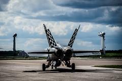 20170604_6041876-1_resize (iskiharder) Tags: airshow aircraft duluth f18 hermantown minnesota unitedstates olympus em1m2 em1mark2 em1