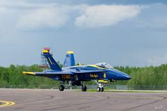 20170604_6041852-1_resize (iskiharder) Tags: airshow aircraft blueangels duluth f18 minnesota unitedstates olympus em1m2 em1mark2 em1