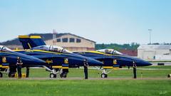 20170604_6041313-Edit-1_resize (iskiharder) Tags: airshow aircraft blueangels duluth f18 minnesota unitedstates olympus em1m2 em1mark2 em1