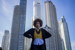 Afro (pusadolfo) Tags: 2019 afro argentina buenosaires doris photoshoot puertomadero sesion session