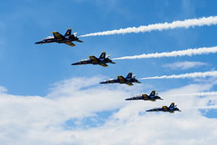20170604_6041665-1_resize (iskiharder) Tags: airshow aircraft blueangels duluth f18 minnesota unitedstates olympus em1m2 em1mark2 em1