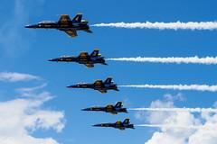 20170604_6041663-1_resize (iskiharder) Tags: airshow aircraft blueangels duluth f18 minnesota unitedstates olympus em1m2 em1mark2 em1