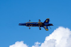 20170604_6041502-Edit-1_resize (iskiharder) Tags: airshow aircraft blueangels duluth f18 minnesota unitedstates olympus em1m2 em1mark2 em1