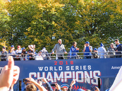 bruce. chicago cubs world series parade. 2016 (timp37) Tags: bus chicago illinois cubs world series parade 2016 november bruce rauner governor