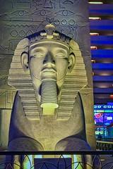 Luxor, Las Vegas (indranilc74) Tags: lasvegas nevada lasvegasnevada luxor luxorlasvegas lasvegasstrip lumix