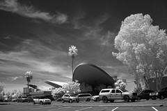 postcard to the future (Robert Couse-Baker) Tags: sacramento artifacts infrared