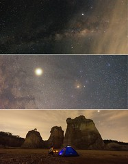 Bring me the horizon (Nutchanon Karikan) Tags: sky skylight nightsky dark darkness night nightlight midnight outdoor stars milkyway universe space horizon astro astronomy nikond7100 nikonphotography