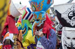 R0034266-1 (nae2409) Tags: festival fair culture ghost mask ricoh gr2 thailand