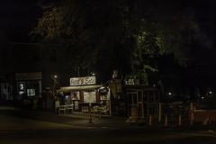 Work Zone (jessicalowell20) Tags: barrels brown coast cones construction corner green lobstershack maine newengland night northamerica orange red redseats street tree white wiscasset workzone