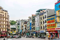 Ha Long Town Hi-Rise (Tony Shertila) Tags: nikon5300 architecture asia buildings cruise halongbay roads ship tourist town vietnam worldcruise geo:lat=2095346246 geo:lon=10708515066 geotagged ©2019tonysherratt 201903250946060 halong towscape road street building transport