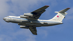 Russian Air Force   IL-76MD   RF-76773 (Zhuravlev Nikita) Tags: spotting elizovo kamchatka uhpp pkc ilyushin il76