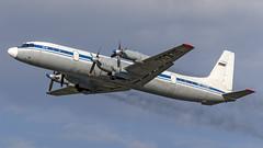 Russian Navy   IL-18   RF-75336 (Zhuravlev Nikita) Tags: spotting elizovo uhpp pkc ilyushin kamchatka il18