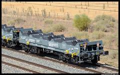 Shmmns/PMMB de VTG (javier-lopez) Tags: ffcc railway train tren trenes adif mercancías vagón cerrado portabobinas bobina bobinas acero shmmns pmmb vtg arcelor arcelormittal ciempozuelos sagunto trasona 04072019