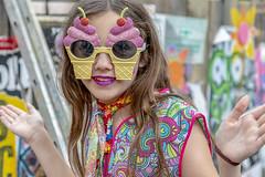 Happy Summer (Xtian du Gard) Tags: xtiandugard nîmes gard france féria pégoulade portrait femme girl woman
