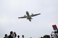 IMG_8262 (Ethene Lin) Tags: 松山機場 飛機巷 飛機 atr72 華信航空