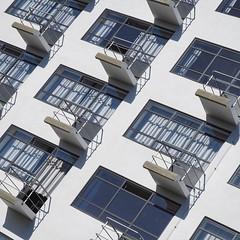 City. And Structure. | Dessau | 2019 (gordongross) Tags: bauhaus bauhaus100 dessau cityandstructure prellerhaus gropius