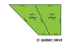 Lot 2, 21 Quebec Drive, Modbury Heights SA