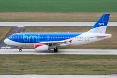 G-DBCE (PlanePixNase) Tags: aircraft airport planespotting haj eddv hannover langenhagen bmi british midland airbus 319 a319