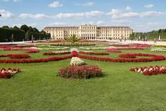 Shonnbrunn Palace garden (Val in Sydney) Tags: wien vienne vienna austria autriche chateau castle palace shon