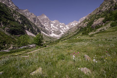Hike to Refuge des Ban (Rense Haveman) Tags: alpen alpes pentaxkp refugedesbans rensehaveman vakantiefrankrijk2019 hike mountains écrins
