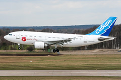 F-OHCZ (PlanePixNase) Tags: aircraft airport planespotting haj eddv hannover langenhagen airbus 310 a310 sibir s7