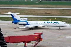 RA-85834 (PlanePixNase) Tags: aircraft airport planespotting haj eddv hannover langenhagen tupolev t154 tu154 154 pulkovo