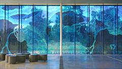 Le Pavillon de verre du Louvre Lens (dalbera) Tags: dalbera lens louvre france pavillondeverre hichamberrada parc artcontemporain