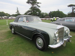 Bentley R-Type Park Ward Drophead 1955, Cricket Pitch Display, Speed Kings, Motorsport's Record Breakers, Goodwood Festival of Speed (1) (f1jherbert) Tags: canonpowershotsx620hs canonpowershotsx620 canonpowershot sx620hs canonsx620 powershotsx620hs canon powershot sx620 hs sx 620 powershotsx620 powershoths cricketpitchdisplayspeedkingsmotorsport'srecordbreakersgoodwoodfestivalofspeed cricketpitchdisplayspeedkingsmotorsport'srecordbreakers cricketpitchdisplaygoodwoodfestivalofspeed bentleycentenaryconcourscricketpitchdisplayspeedkingsmotorsport'srecordbreakersgoodwoodfestivalofspeed bentleycentenaryconcourscricketpitchdisplaygoodwoodfestivalofspeed bentleycentenaryconcoursgoodwoodfestivalofspeed bentleycentenaryconcourscricketpitchdisplay bentleycentenaryconcours cricketpitchdisplay speedkingsmotorsport'srecordbreakers goodwoodfestivalofspeed bentley centenary concours cricket pitch display speed kings motorsport's record breakers goodwood festival fos