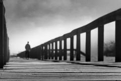 Find Me Gone (paulo josé abrantes) Tags: beach street photography analogue film dunes blur mood focus unfocus rolleiflex sl35 meyer orestor kodak tmax400