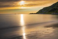 Skaland (jo.p138) Tags: outside beach sunset norway senja landscape longexposure