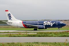 HA-LKV (PlanePixNase) Tags: aircraft airport planespotting cph ekch kopenhagen copenhagen kastrup københavn lufthavn skyeurope boeing 737 b733 737300