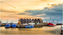 Whitstable -3291-Edit - For Web.jpg (LeePellingPhotography.co.uk) Tags: ever worst england oyster east port whitstable south boats kent sea vboat southeast fishing uk crab harbour vessle seascape huts british places sunset