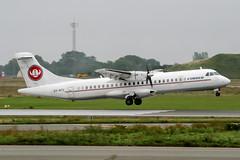 OY-RTC (PlanePixNase) Tags: aircraft airport planespotting cph ekch kopenhagen copenhagen kastrup københavn lufthavn cimber atr72 atr 72 at7